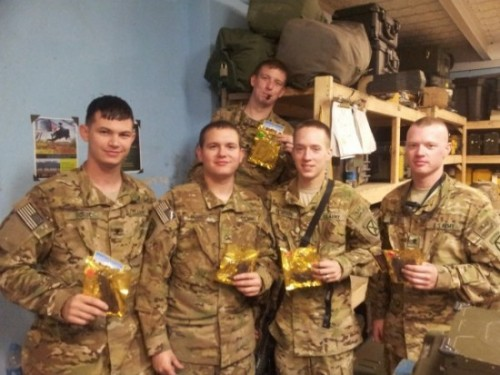 The best beef jerky for the US Army!